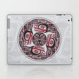 Four Wolves Lund Laptop & iPad Skin