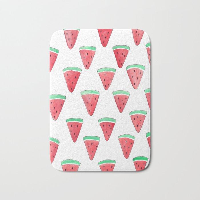 watermelon Bath Mat