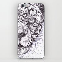 jaguar iPhone & iPod Skins featuring Jaguar by Fennec Reasons