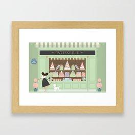 Patisserie Framed Art Print