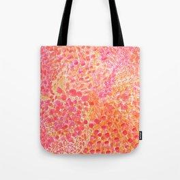 Warmth Watercolor Tote Bag