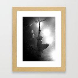 Leviathan II Framed Art Print