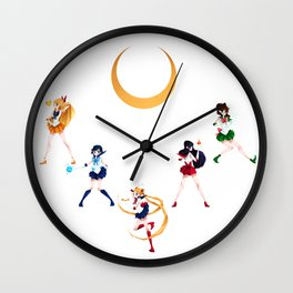 Sailor Moon! Wall Clock