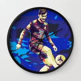 Timo Werner Wall Clock