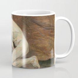 "Henri de Toulouse-Lautrec ""The Marble Polisher"" Coffee Mug"