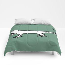 """Lagartijo"" Comforters"