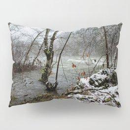 Overflow Pillow Sham