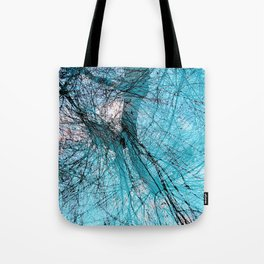 Wire Willows Tote Bag