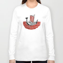 Lone Viking Long Sleeve T-shirt