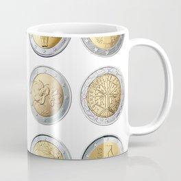 Euros Coffee Mug