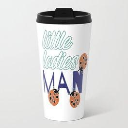 Little Boy Valentine gift Kids Man Travel Mug