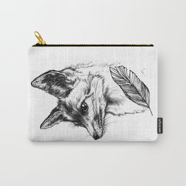 My Little Fox by camarocaro Carry-All Pouch