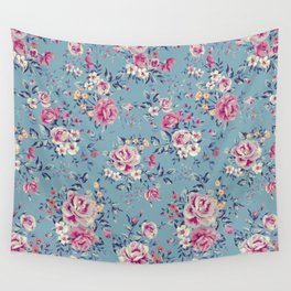 Floral Pattern 5.3 Wall Tapestry
