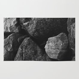 Rock Tower Rug