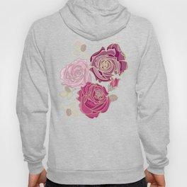 Spring Roses Hoody