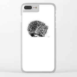 #inktober2016:little Clear iPhone Case