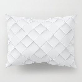 Losange Blanc Pillow Sham
