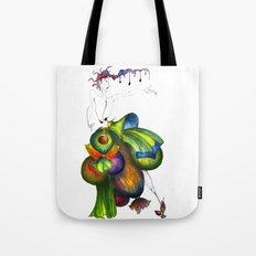 Green Aristocrats Tote Bag