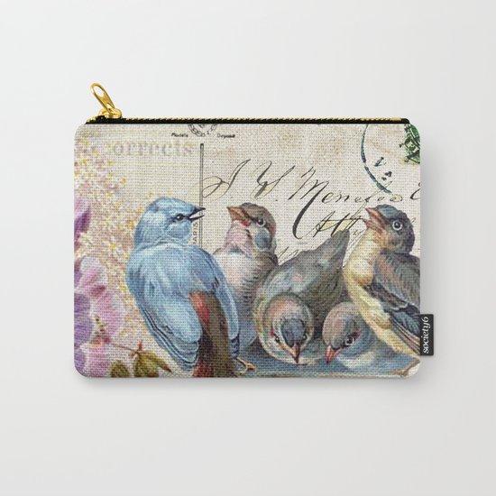 Sweet bird #3 Carry-All Pouch