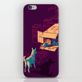 Halt! Who Goes There? iPhone Skin