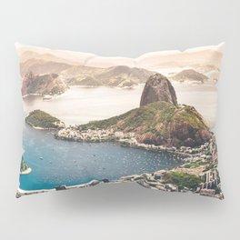 Rio de Janeiro Brazil Pillow Sham