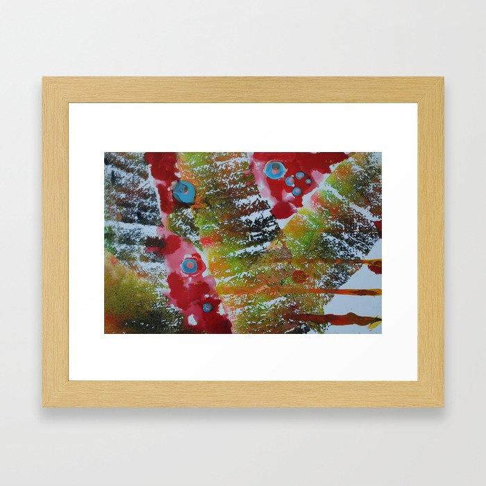 ones... Framed Art Print