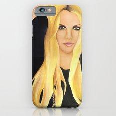 BRITNEY SPEARS  .- BRITNEY JEAN  Slim Case iPhone 6