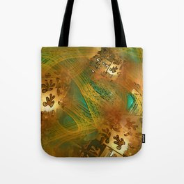 Sculpted in Light Tote Bag