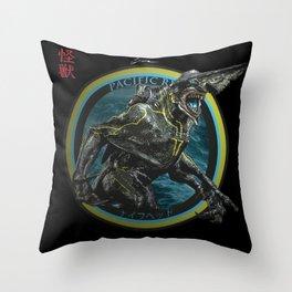 Knifehead - Pacific Rim Throw Pillow