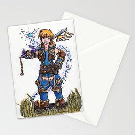 Legend of Hearts Stationery Cards