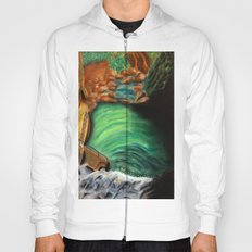 Over the falls Hoody