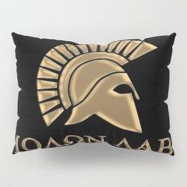 Molon lave-Spartan Warrior Pillow Sham