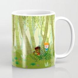 Bigfoot Busted Coffee Mug