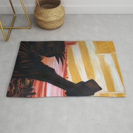 Cell Power Rug