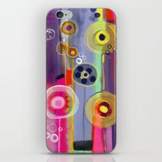 My garden iPhone & iPod Skin