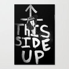 UP! Canvas Print