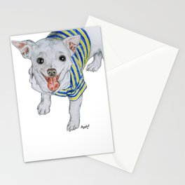 Trendy Chihuahua Stationery Cards