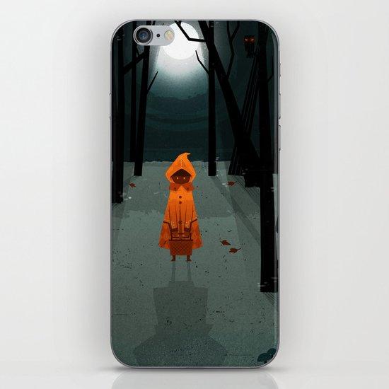 Woods Girl iPhone & iPod Skin
