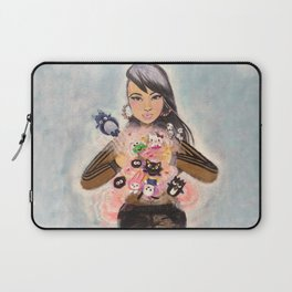 Inner Child Superstar Laptop Sleeve
