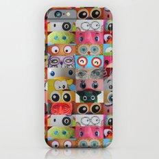 Eyes Eyes Eyes  Slim Case iPhone 6s