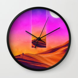 That which preceds everything Wall Clock