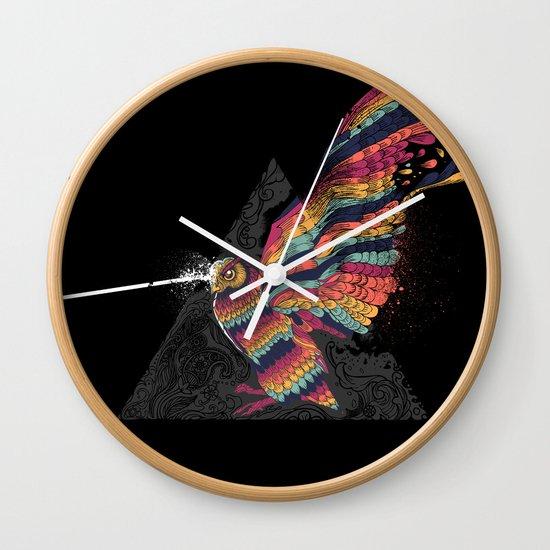 Boooom, Blast & Ruin Wall Clock