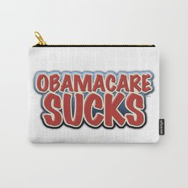 Obamacare Sucks Carry-All Pouch
