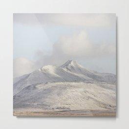 Mountains Are A Feeling III Metal Print