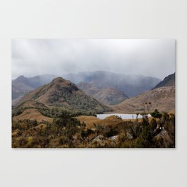 Lake Selina Canvas Print