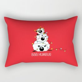 Baa Humbug Rectangular Pillow