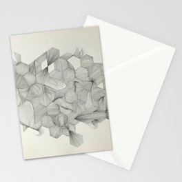 Embrace your randomness Stationery Cards