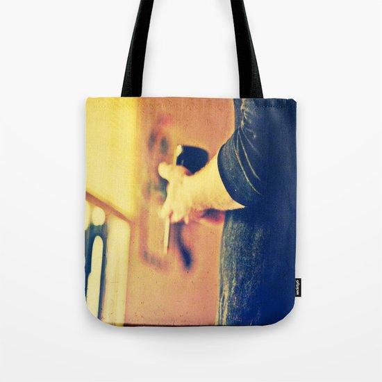 top of the morning Tote Bag