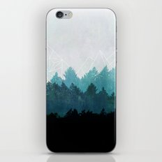Woods Abstract  iPhone & iPod Skin