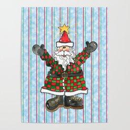 Santa Poster